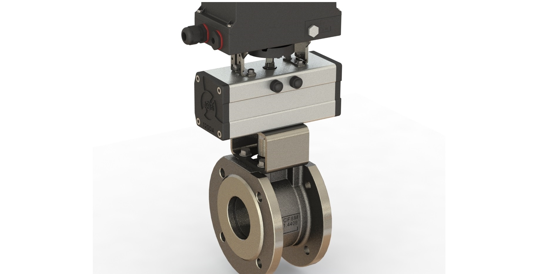 NEW PRODUCT  –  Ball Valves / Control Valves in Stainless Steel