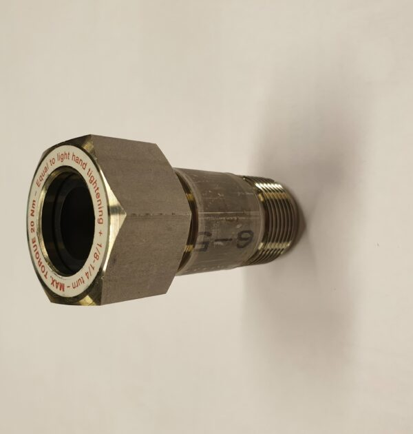 8-M26000-00-3-00 pipe end mounting
